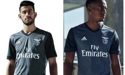 SL Benfica 2017 2018 adidas Away Football Kit, Soccer Jersey, Shirt, Camisola, Camisa, Maillot, Camiseta