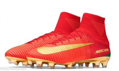 Ronaldo CR7 Mercurial Campeões Nike Confederations Cup Boots