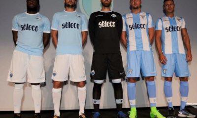 SS Lazio 2017 2018 Macron Home and Europa League Football Kit, Soccer Jersey, Shirt, Gara, Maglia, Camiseta, Camisa