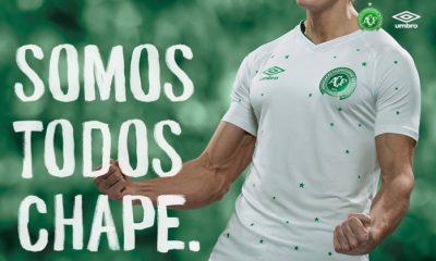 Chapecoense 2017 2018 Serie A Umbro Special Edition Football Kit, Soccer Jersey, Shirt, Camisa Edição Especial, Camiseta, Maillot, Trikot, Equipacion