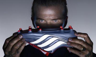 Reborn: David Beckham Reveals New adidas Predator Precision Soccer Boot, Football Shoe, Calzado