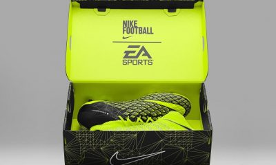 Nike X EA SPORTS FIFA 18 Hypervenom 3 Soccer Boot