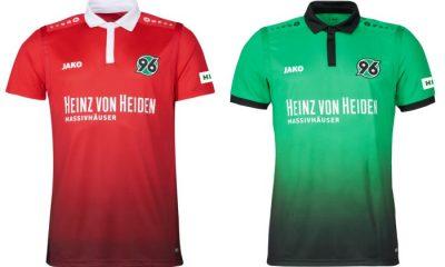 Hannover 96 2017 2018 Jako Home and Away Football Kit, Soccer Jersey, Shirt, Trikot