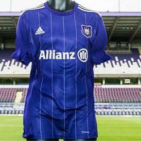 RSC Anderlecht 2017 2018 adidas Home and Away Football Kit, Soccer Jersey, Shirt, Maillot, Tenue