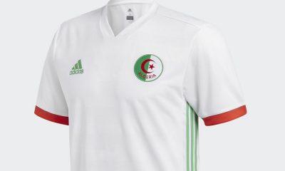 Algeria 2018 2019 adidas Home Football Kit, Soccer Jersey, Shirt, Maillot