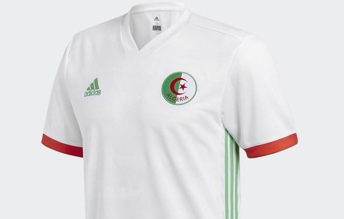 09f6b7f10 Algeria 2018 19 adidas Home Kit - FOOTBALL FASHION.ORG
