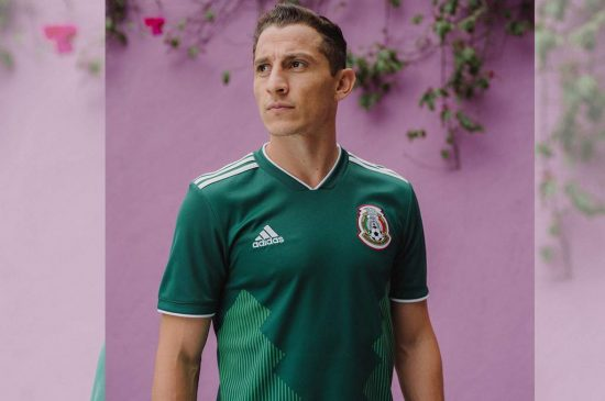 Mexico 2018 World Cup adidas Home Soccer Jersey, Football Kit, Shirt, Camiseta de Futbol, Equipacion, Playera, Uniforme, Copa Mundial Rusia
