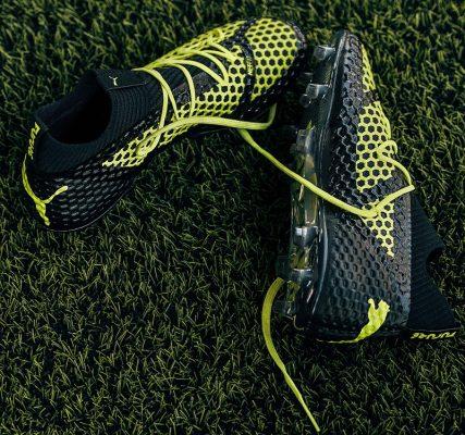 PUMA Launches FUTURE 18.1 Soccer Football Boot