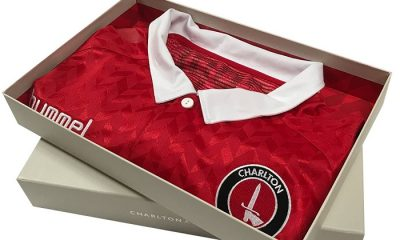 Charlton Athletic 'Back to The Valley' 25th Anniversary Football Kit, Soccer Jersey, Shirt