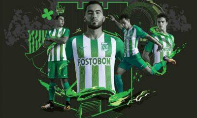Atlético Nacional 2018 Nike Home and Away Football Kit, Soccer Jersey, Shirt, Camiseta de Futbol
