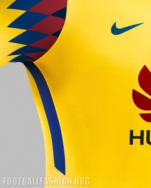 clubamerica2018nikethirdkit 3 � football fashionorg