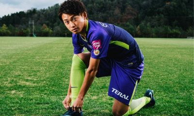 Sanfrecce Hiroshima 2018 Nike Home and Away Football Kit, Soccer Jersey, Shirt