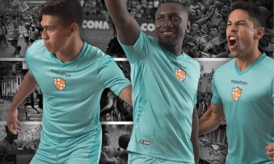 Barcelona SC 2018 Marathon Away Soccer Jersey, Football Kit, Shirt, Camiseta de Futbol