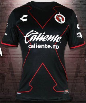 Xolos de Tijuana 2018 Charly Third Soccer Jersey, Football Kit, Shirt, Camiseta de Futbol Alternativa