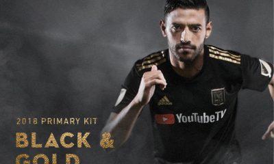 LAFC Unveils 2018 Inaugural Season Football Kit, Soccer Jersey, Shirt, Camiseta de Futbol, Los Angeles FC