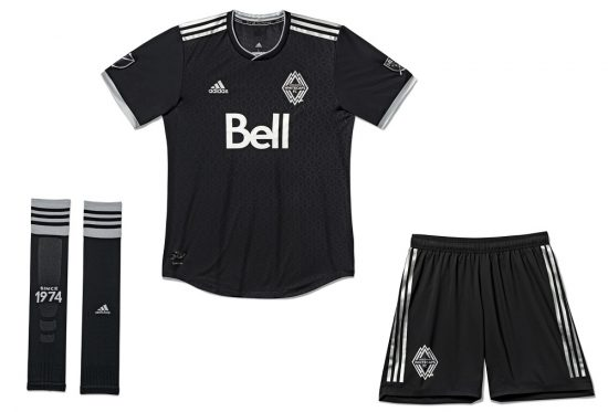 "Vancouver Whitecaps 2018 adidas Away ""Unity"" Soccer Jersey, Shirt, Football Kit, Maillot, Camiseta"