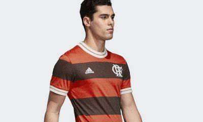 CR Flamengo 2018 adidas Icon Football Kit, Soccer Jersey, Shirt, Camisa, Camiseta