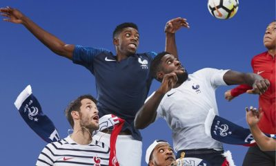 France 2018 World Cup Home and Away Football Kit, Soccer Jersey, Shirt, Maillot Coupe du Monde, Camiseta, Camisa