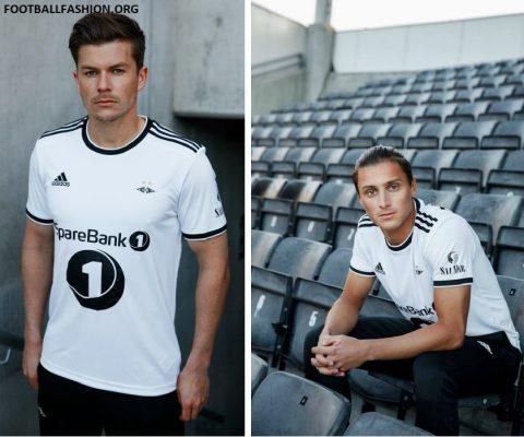 Rosenborg BK 2018 adidas Football Kit, Soccer Jersey, Shirt, Spillertrøye, Drakt, Spillerdrakter