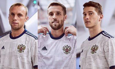 Russia 2018 World Cup adidas Away Football Kit, Soccer Jersey, Shirt, ДОМАШНЯЯ ИГРОВАЯ ФУТБОЛКА СБОРНОЙ РОССИИ