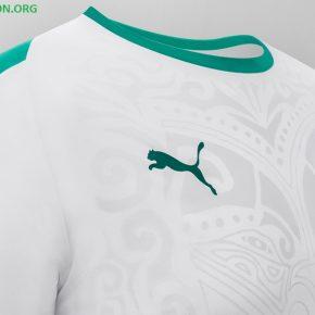 Senegal 2018 World Cup PUMA Away Football Kit, Soccer Jersey, Shirt, Maillot