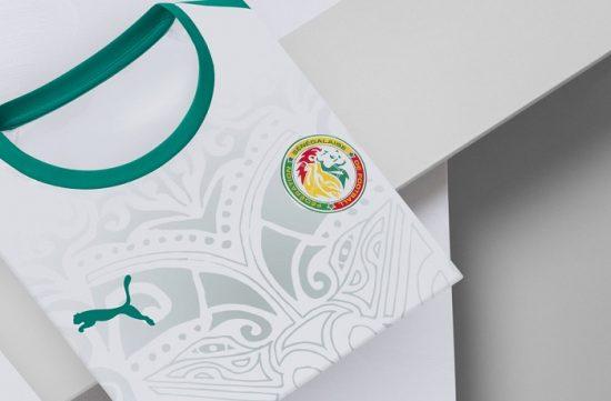 Senegal 2018 World Cup PUMA Home Football Kit, Soccer Jersey, Shirt, Maillot