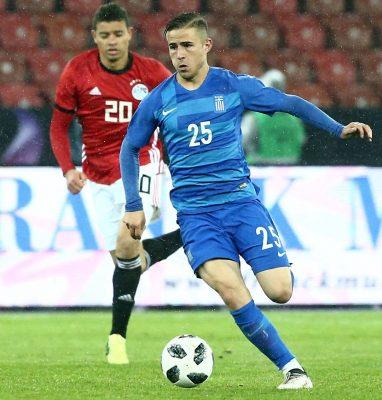 Greece 2018 2019 Nike Home and Away Football Kit, Soccer Jersey, Shirt