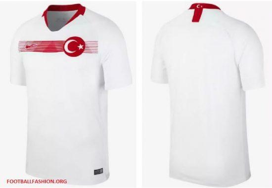 Turkey 2018 2019 Nike Home and Away Football Kit, Soccer Jersey, Shirt, Türkiye Forma, Erkek Futbol Forması