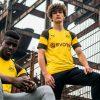 Borussia Dortmund 2018 2019 PUMA Home Football Kit, Soccer Jersey, Shirt, Trikot, Heimtrikit, Maillot, Camiseta, Camisa