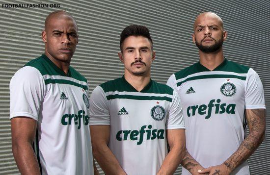 Palmeiras 2018 2019 adidas Home and Away Football Kit, Soccer Jersey, Shirt, Camisa, Camiseta