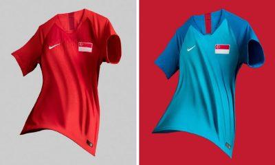 Singapore 2018 2019 2020 Nike Home and Away Football Kit, Soccer Jersey, Shirt