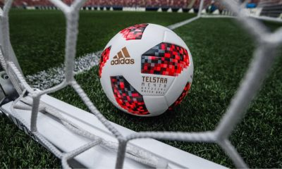 adidas Telstar Mechta - Official Match Ball for the Knockout Stage of the 2018 FIFA World Cup Russia