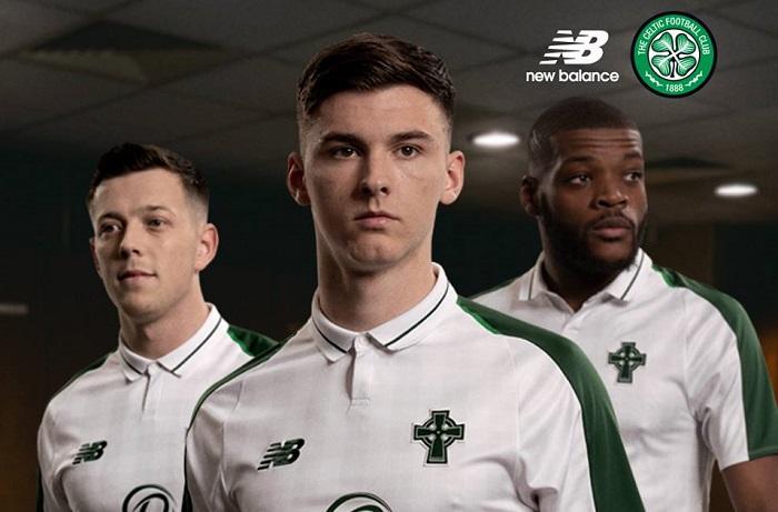 2b93b355f Celtic FC 2018 19 New Balance Away Kit - FOOTBALL FASHION.ORG