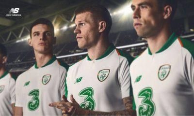 Republic of Ireland 2018 2019 New Balance Away Football Kit, Soccer Jersey, Shirt