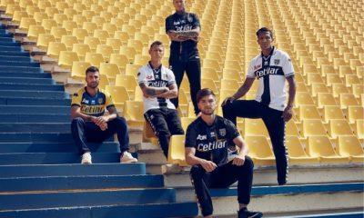 Parma Calcio 1913 Errea 2018 2019 Home, Away and Third Football Kit, Soccer Jersey, Shirt, Maglia, Gara, Camiseta, Camisa