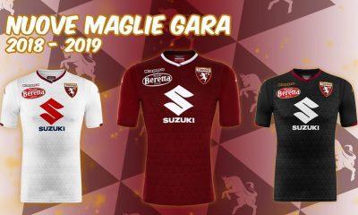 Torino FC 2018 2019 Kappa Home and Away Football Kit, Soccer Jersey, Shirt, Gara, Maglia