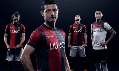 Bologna 2018 2019 Macron Home, Away and Third Football Kit, Soccer Jersey, Shirt, Maglia, Gara