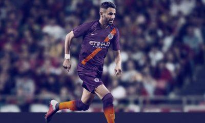 Manchester City FC 2018 2019 Claret Nike Third Football Kit, Shirt, Soccer Jersey, Maillot, Camiseta, Camisa, Trikot, Tenue