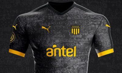 "Peñarol 2018 ""Campeón del Siglo"" PUMA Soccer Jersey, Football KIt, Shirt, Camiseta de Futbol"