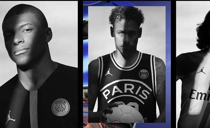 new list united kingdom hot products Paris Saint-Germain x Jordan 2018/19 Collection - FOOTBALL ...