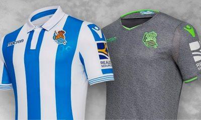 Real Sociedad 2018 2019 Macron Football Kit, Soccer Jersey, Shirt, Camiseta de Futbol, Equipacion