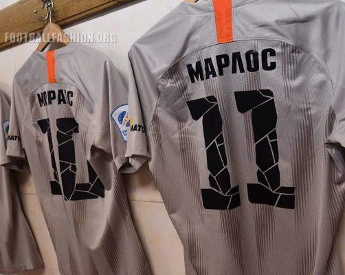 FC Shakhtar Donetsk 2018 2019 Nike Home and Away Football Kit, Soccer Jersey, Shirt, Camisa