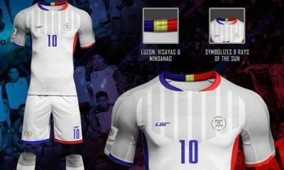 Philippines Azkals 2018 2019 LGR Home and Away Football Kit, Soccer Jersey, AFF Suzuki Cup Shirt