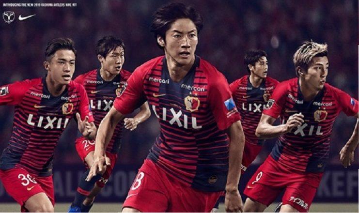Kashima Antlers 2019 Nike Home and Away Kits - FOOTBALL FASHION