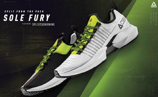 Reebok Sole Fury Shoe Review