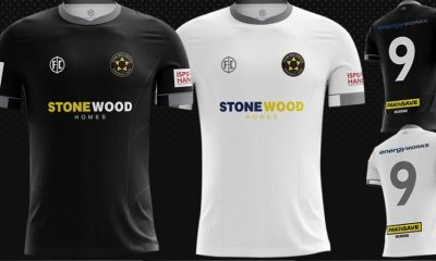 Team Wellington 2018 2019 Home and Away Football Kit, Soccer Jersey, Shirt