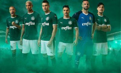 Palmeiras 2019 PUMA Home and Away Football Kit, Soccer Jersey, Shirt, Camisa do Futebol