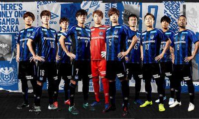 Gamba Osaka 2019 Umbro Home and Away Football Kit, Soccer Jersey, Shirt