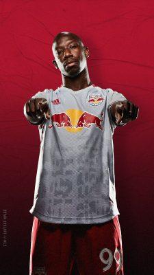 New York Red Bulls 2019 adidas Home Soccer Jersey. Shirt, Football Kit, Camiseta de Futbol