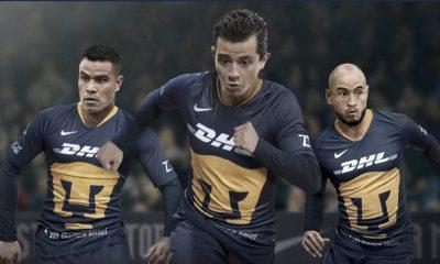 Pumas de la UNAM 2019 Nike Third Soccer Jersey, Footballl Kit, Shirt, Camiseta de Futbol